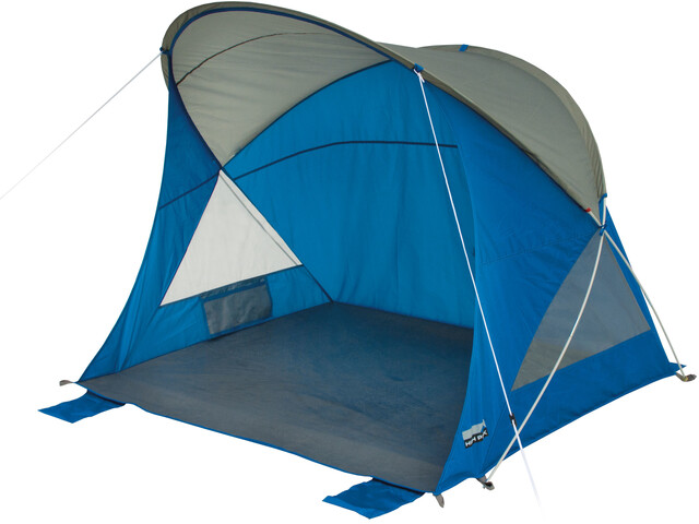 High Peak Sevilla Beach Shelter grey/blue